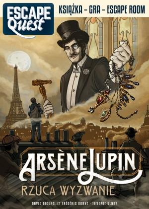 Arsene Lupin rzuca wyzwanie