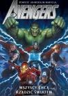 Patronat: Marvel. Avengers: Wszyscy chcą rządzić światem
